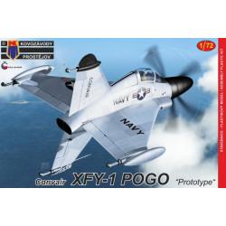 """Convair XFY-1 Pogo """"Prototype"""""""