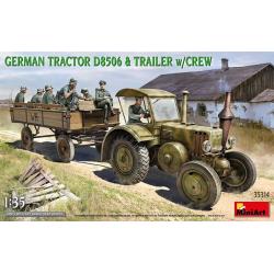 German Tractor D8506 &...