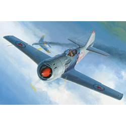 Soviet La-11 Fang