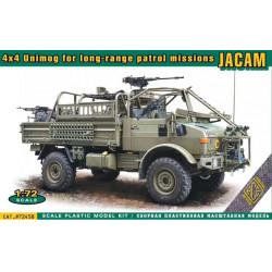 JACAM 4x4 Unimog for...