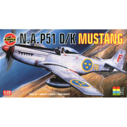 North American P-51 D/K...