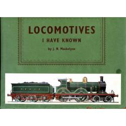 Locomotives I Have Known