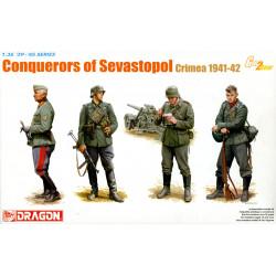 Conquerors of Sewastopol...