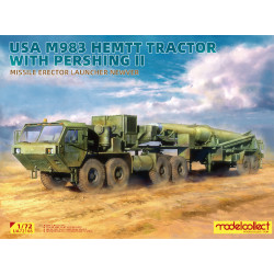 USA M983 Hemtt Tractor With...