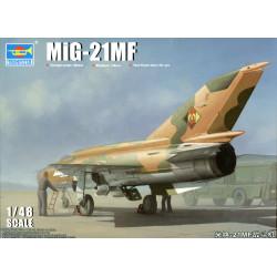 MiG-21MF Fishbed J