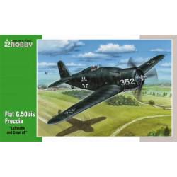"""Fiat G.50bis """"Luftwaffe and..."""