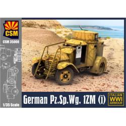 German Pz.Sp.Wg. 1ZM(i)...
