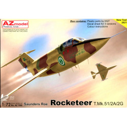 Saunders Roe Rocketeer...