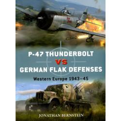 P-47 Thunderbolt vs German...