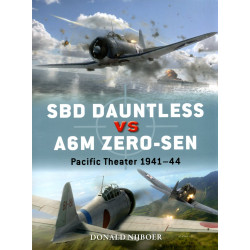 SBD Dauntless vs A6M...