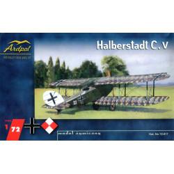 Halberstadt C.V