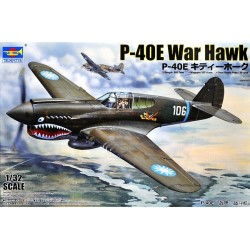 Curtiss P-40E War Hawk