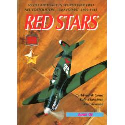 Red stars 1939-1945: Soviet...