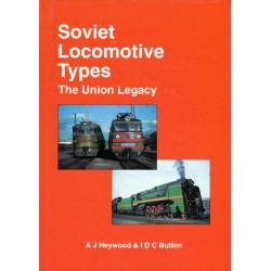 Soviet Locomotive Types:...