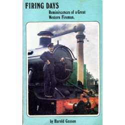 Firing days: Reminiscences...