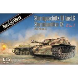 2 in 1 Sturmgeschütz III...