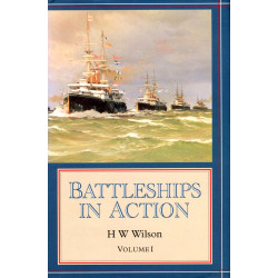 Battleships in Action Vol 1
