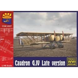 copy of Caudron G.IV Hydravion