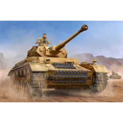 German Pz.Kpfw IV Ausf. F2...