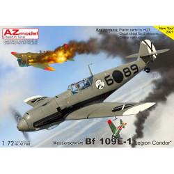 Messerschmitt Bf 109E-1...