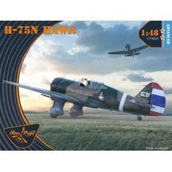 Curtiss H-75N - Royal Thai...