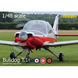 Scottish Aviation Bulldog...