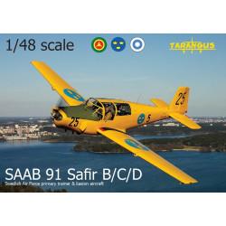 SAAB 91 B/C/D Safir