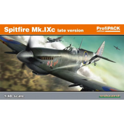 Spitfire Mk.IXc late...