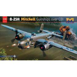 B-25H Mitchell Gunships...