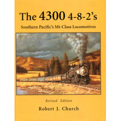 The 4300 4-8-2's: Southern...