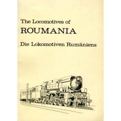 THE LOCOMOTIVES OF ROUMANIA...