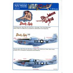 War Birds P-51 Shady Lady &...