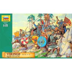 Vikings IX-XI A.D.