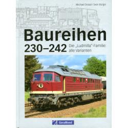 Baureihen 230-242: Die...