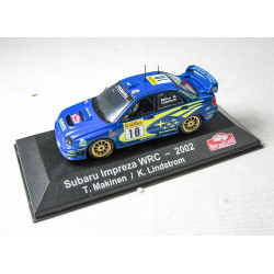 Subaru Impreza WRC - 2002