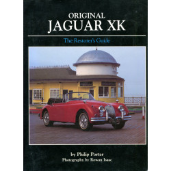 Original Jaguar XK: The...