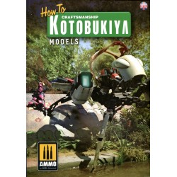 How to KOTOBUKIYA Models