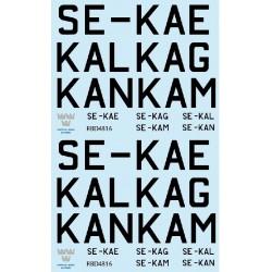 Kartverket Siebel 1/48 SE INFO