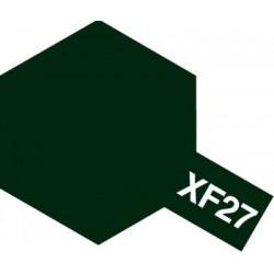 Tamiya XF-27 Black green