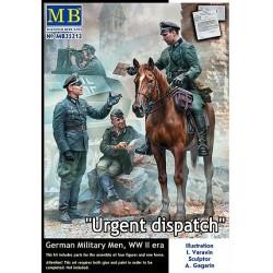 """""""Urgent Dispatch"""" German..."""