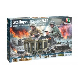 Stalingrad Siege 1942...