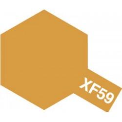 Tamiya XF-59 Desert yellow