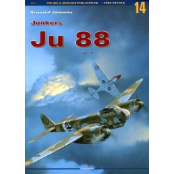 Monographs 14: Ju 88 vol.II