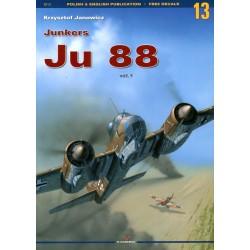 Monographs 13: Ju 88 vol.I
