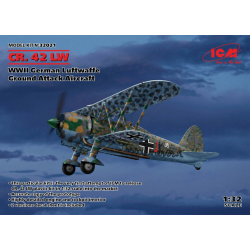 Fiat CR.42 LW WWII German...