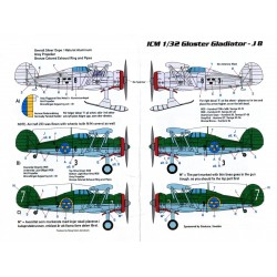Gloster Gladiator - J 8