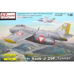 """Saab J 29F """"Tunnan"""""""