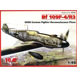 Bf 109F-4/R3 WWII German...