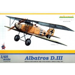 Albatros D.III Weekend Edition