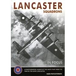 Lancaster Squadrons